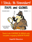 1106 Maps and Globes
