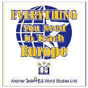 Everything You Need To Teach Europe - 2011 edition