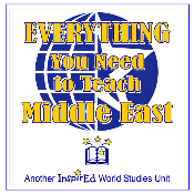 Everything You Need To Teach Middle East - 2011 edition