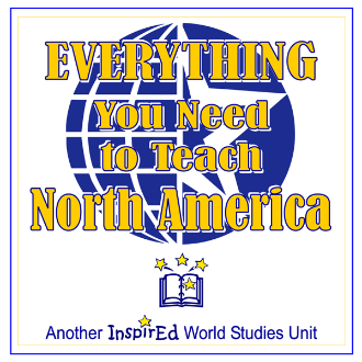 Everything You Need To Teach North America - 2011 edition