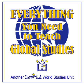 Everything You Need to Teach Global Studies - 2011 editions