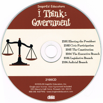 I Think: Government CD-ROM