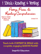 7107 Poetry, Prose & Reading Comprehension