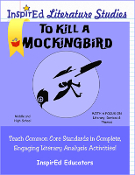 7203 To Kill a Mockingbird