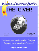 The Giver - Novel Study Print Version