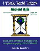 Ancient Asia - Print Version