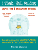 6303 Expository & Persuasive Writing
