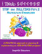 6402 Stop the Bullying! Maintaining Enthusiasm